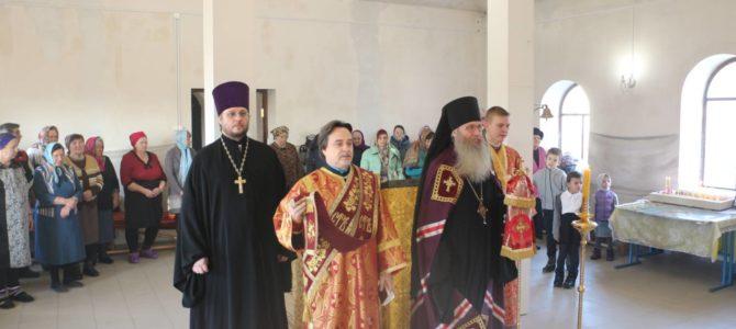 В день памяти вмч. Феодора Стратилата