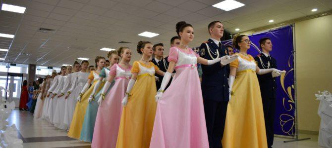 Кадетский бал в Урюпинске (+видео)