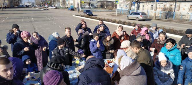 Православная Масленица в Нехаевской