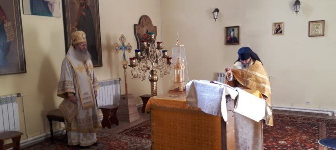 В день памяти прп. Моисея Угрина