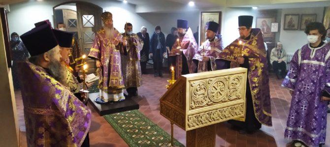 В канун дня памяти 40 Севастийских мучеников