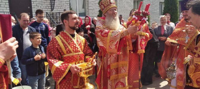 В день памяти вмч. Георгия Победоносца
