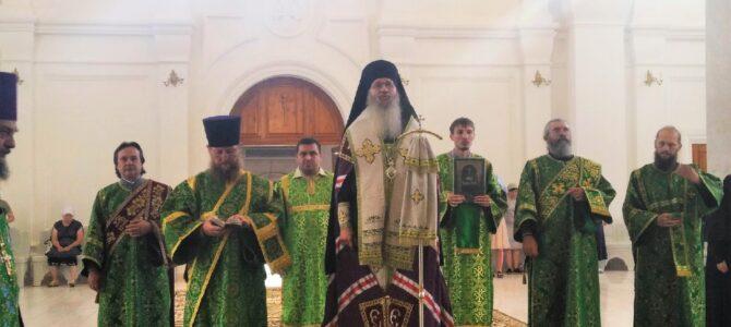 В канун дня памяти прп. Арсении Усть-Медведицкой