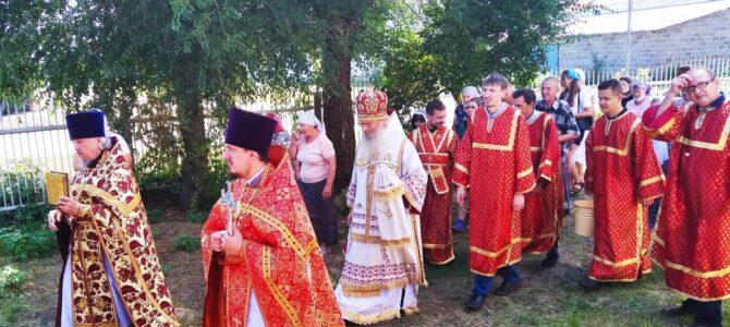 В день памяти пророка Илии